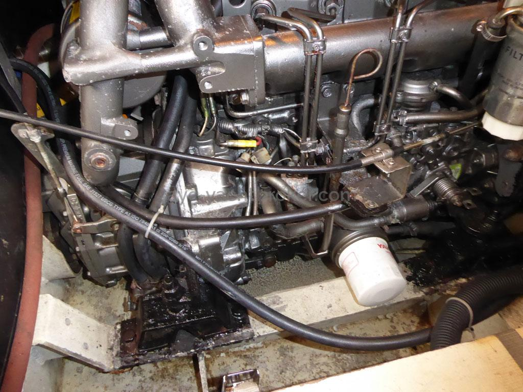 AYC - Azzuro 53 / Yanmar engine