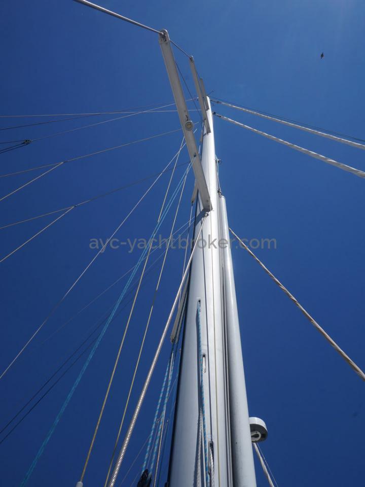 AYC - Akela 50 / Mast