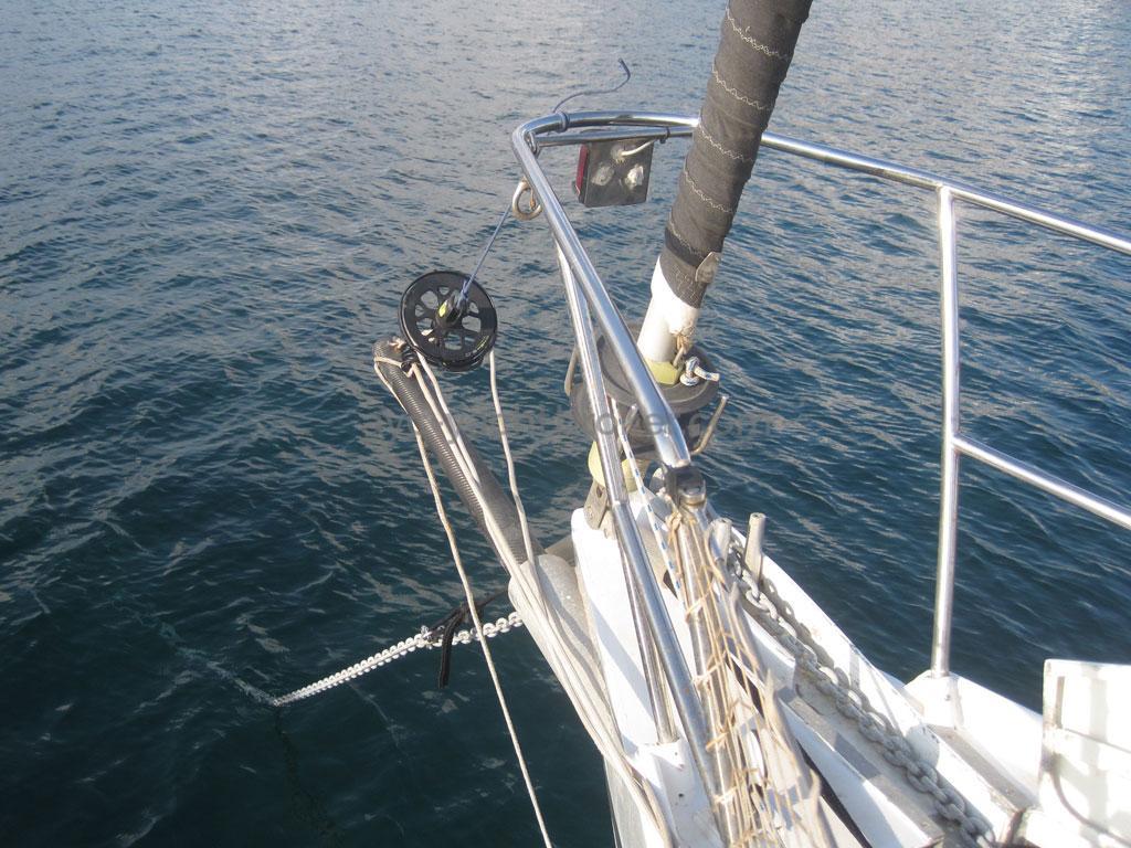 AYC - Levrier des mers 16m / Forepeak