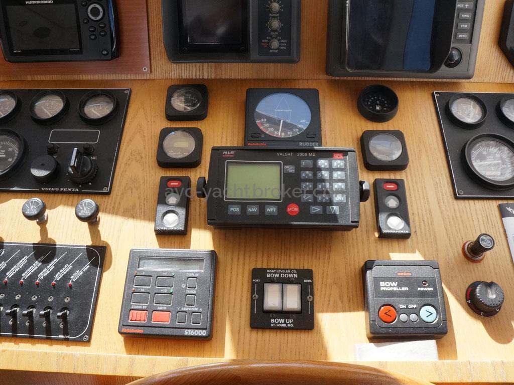 AYC - ACM 1155 Fly / Helm station electronics