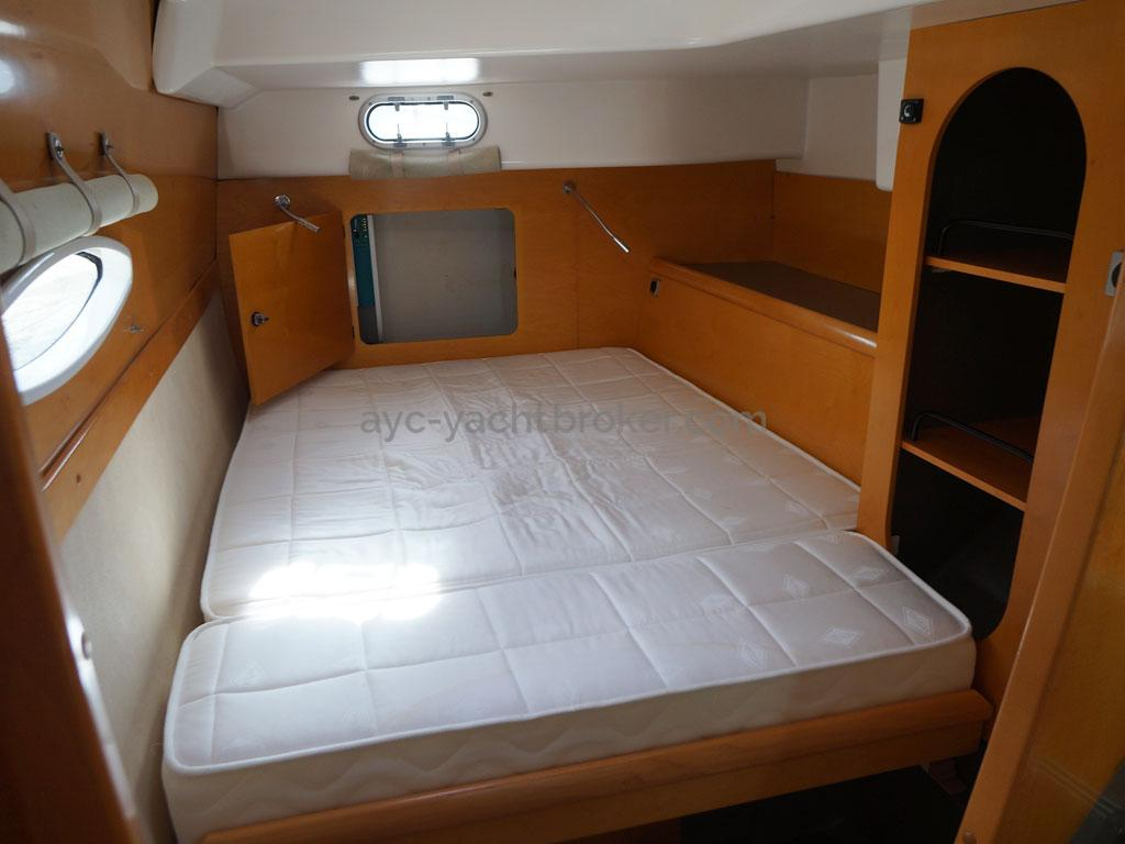 AYC - Lavezzi 40 / Aft starboard ower's cabin