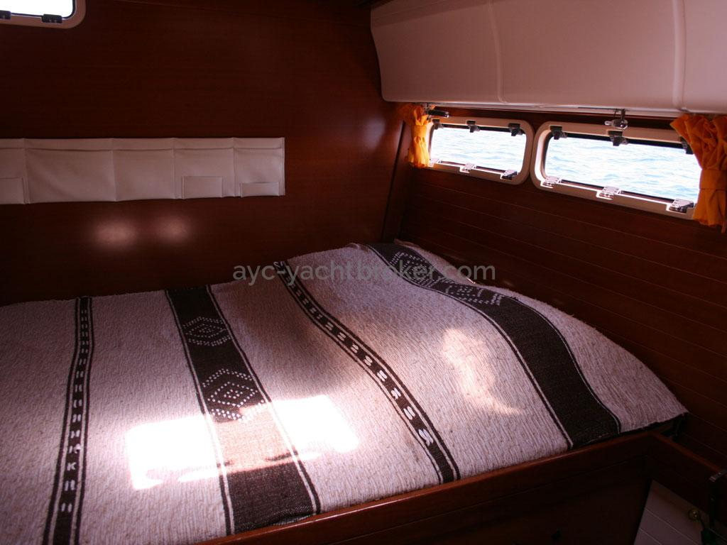 AYC - Nautitech 44 / Aft port cabin