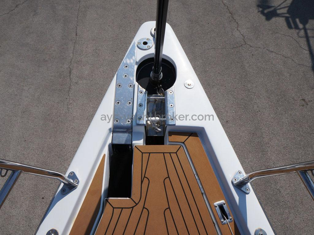 AYC Yachtbroker - GRAND SOLEIL 54 - reefer furler