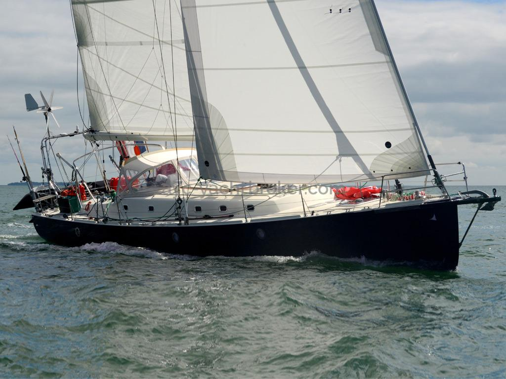 AYC Yachtbrokers - Tocade 50 - Under sails