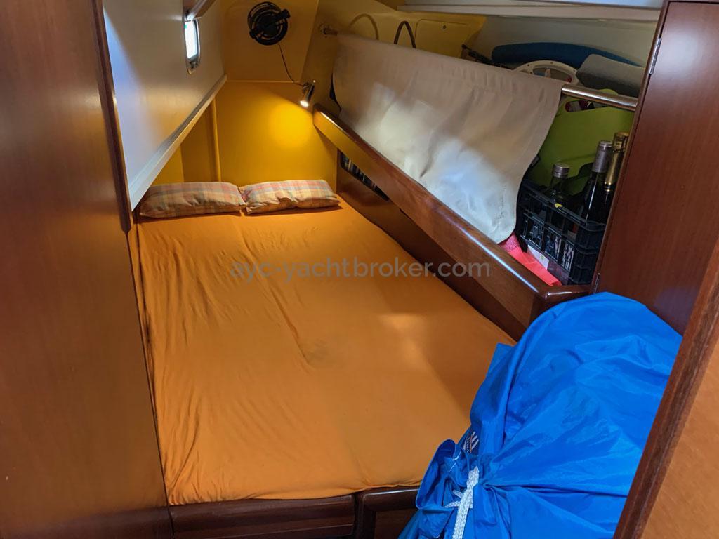 Azzuro 42 - Aft cabin