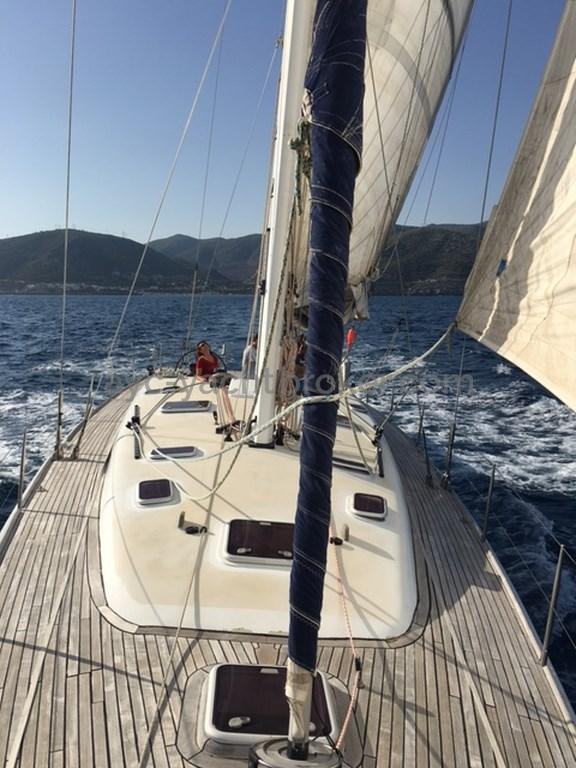 Sunreef 60S - Under sails