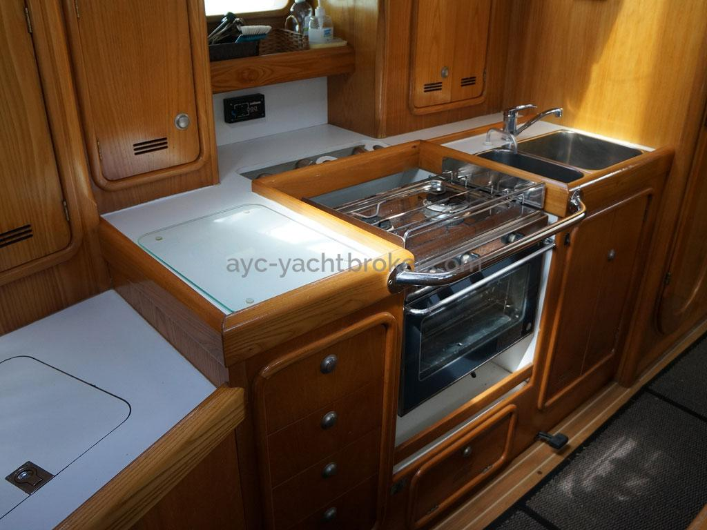 OVNI 435 - Galley