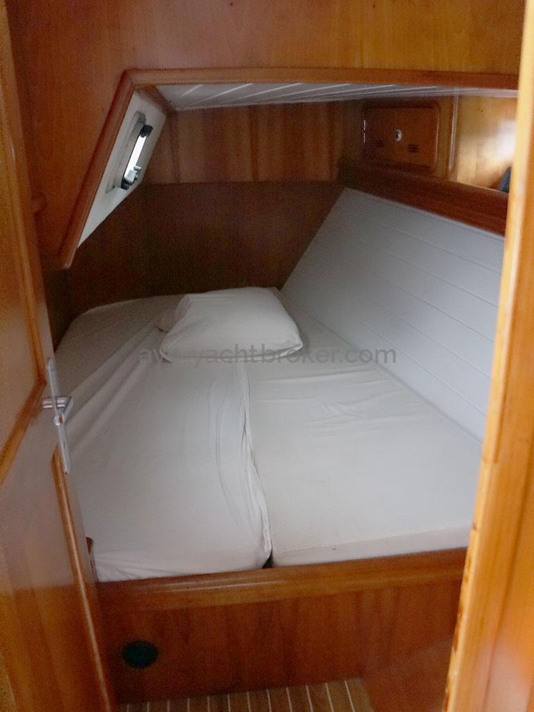 OVNI 455 - Aft port side cabin
