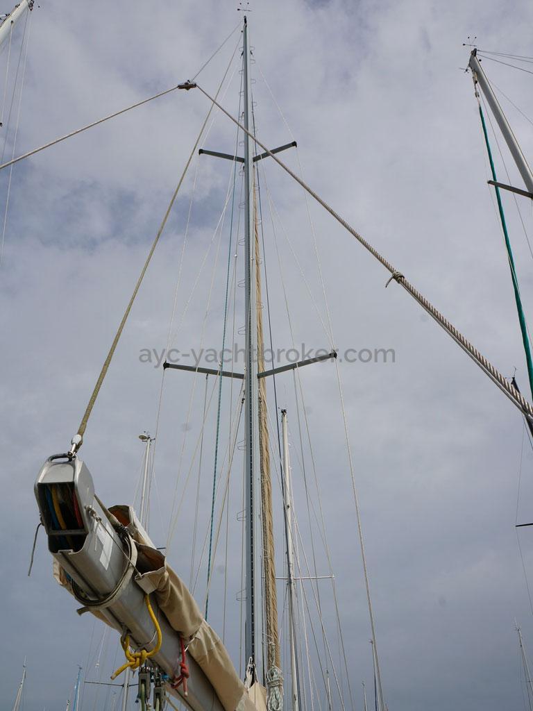 Alliage 44 - Mast