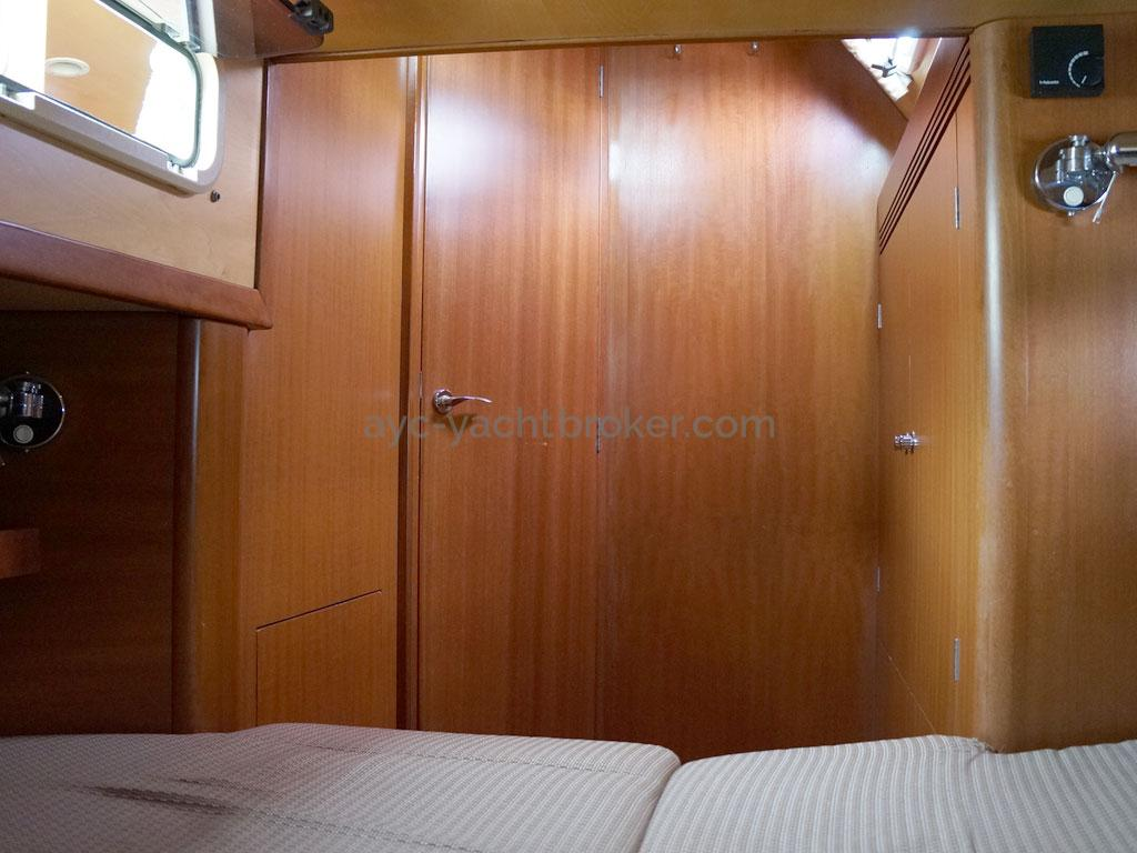 Alliage 44 - Starboard aft stateroom