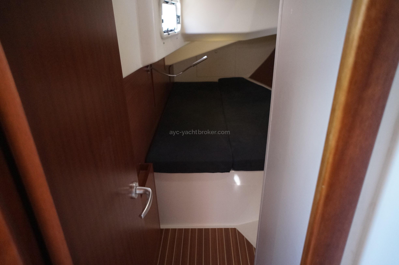 AYC - HANSE 445 aft cabin