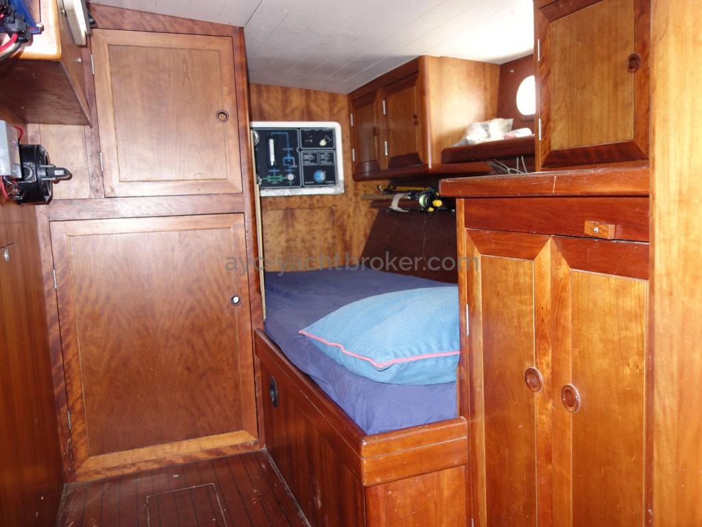 Universal Yachting 49.9 - Aft port cabin