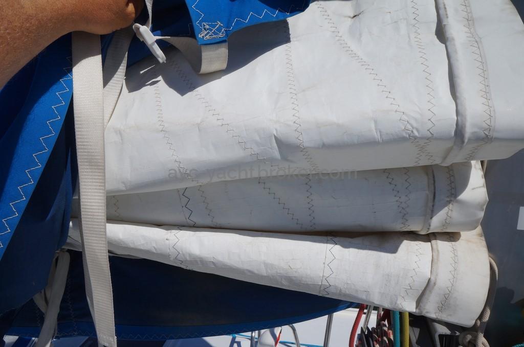 AYC CIGALE 14 hydranet sails