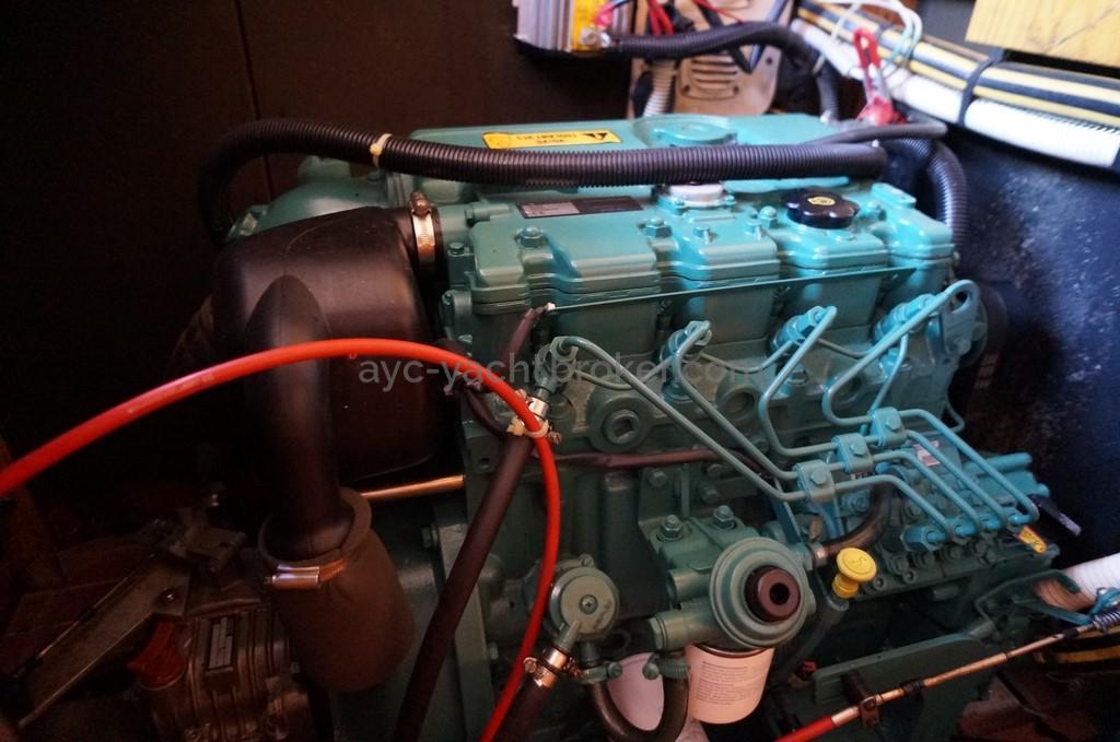 AYC CIGALE 14 engine