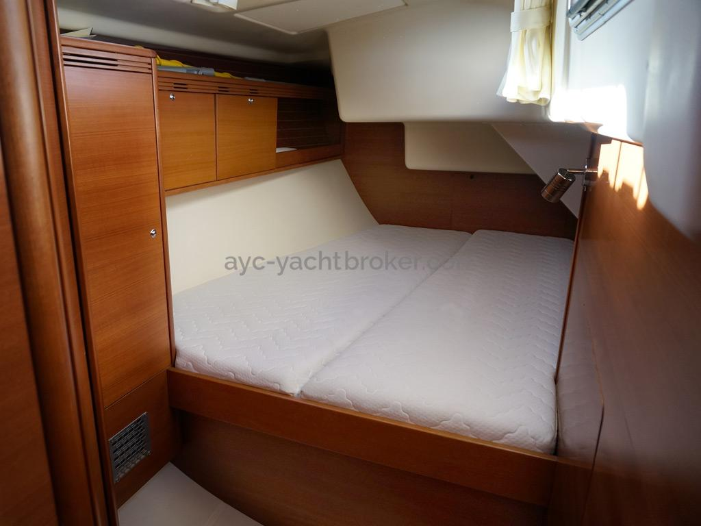 Dufour 485 Grand Large Custom - Aft starboard cabin