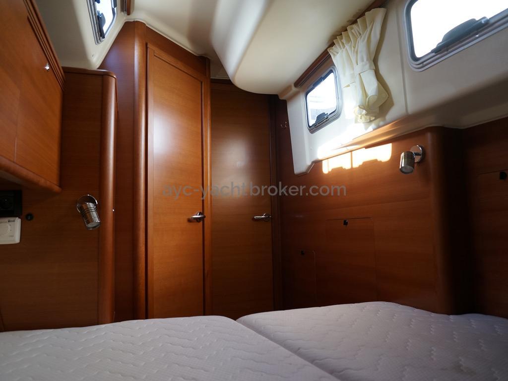 Dufour 485 Grand Large Custom - Aft port cabin