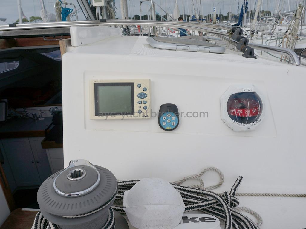 RM 1200 - Cockpit bulkhead