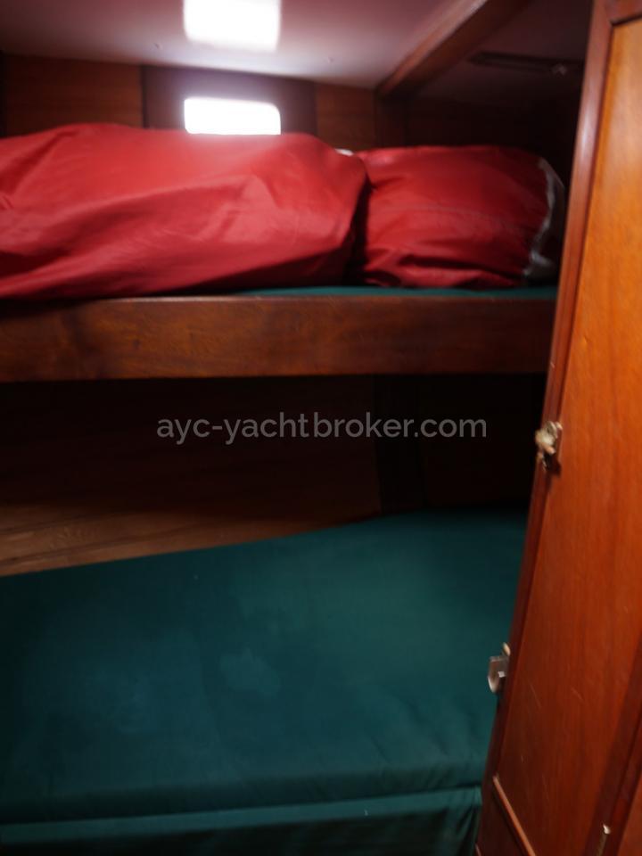 Dalu 47 - Passageway bunk beds