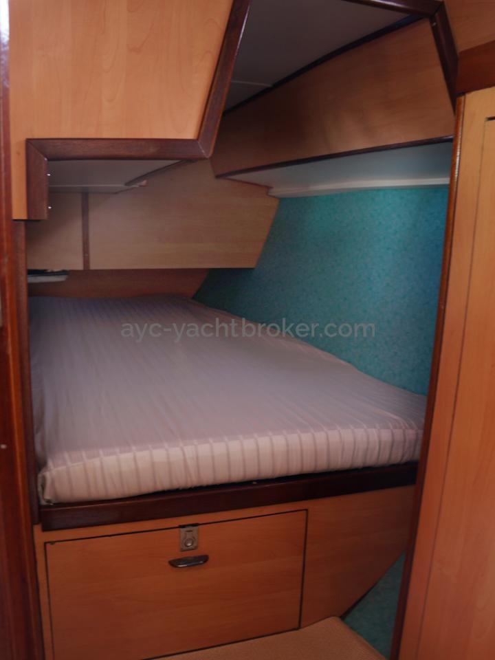 Patago 40 - Port aft cabin