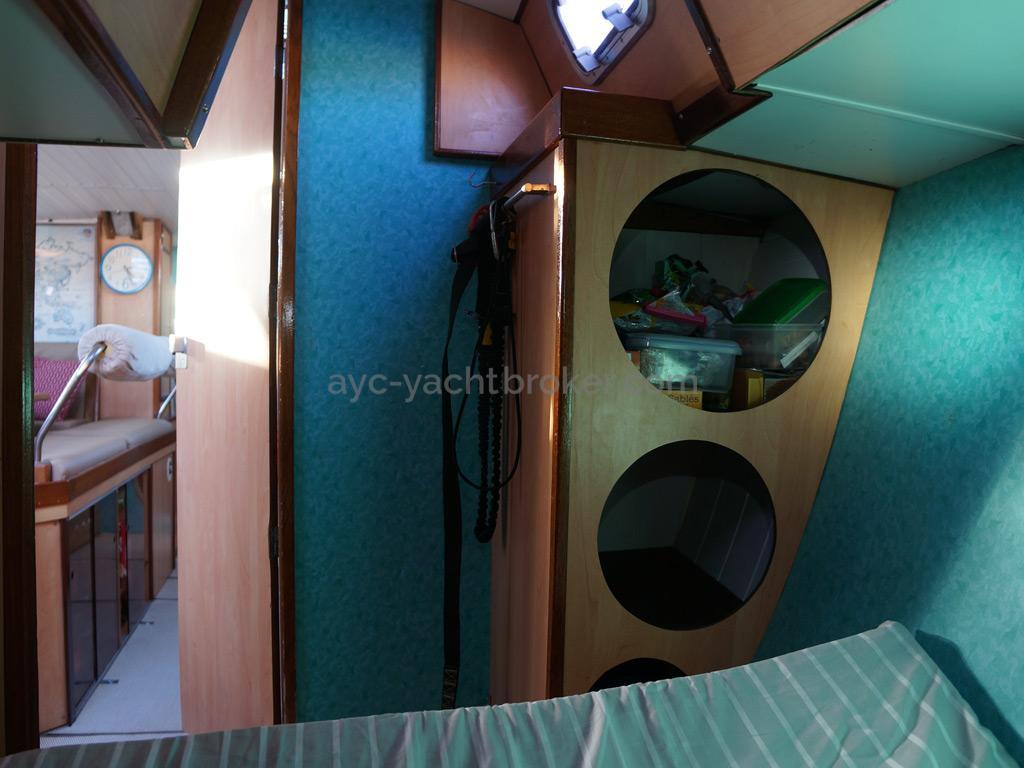 Patago 40 - Starboard aft cabin