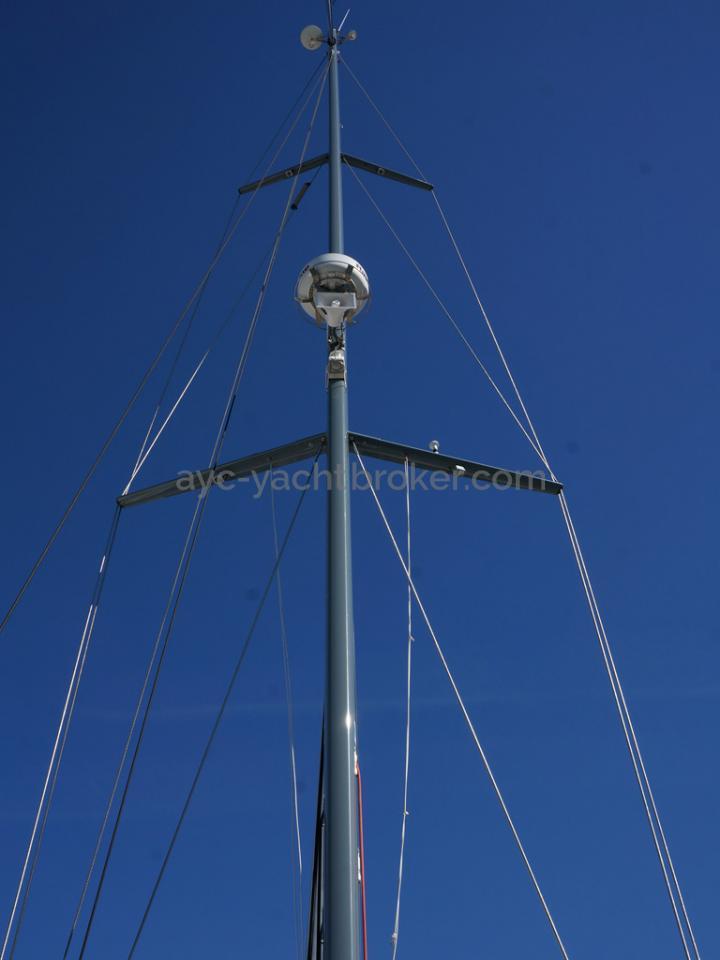 Dufour 485 Grand Large Custom - Mast