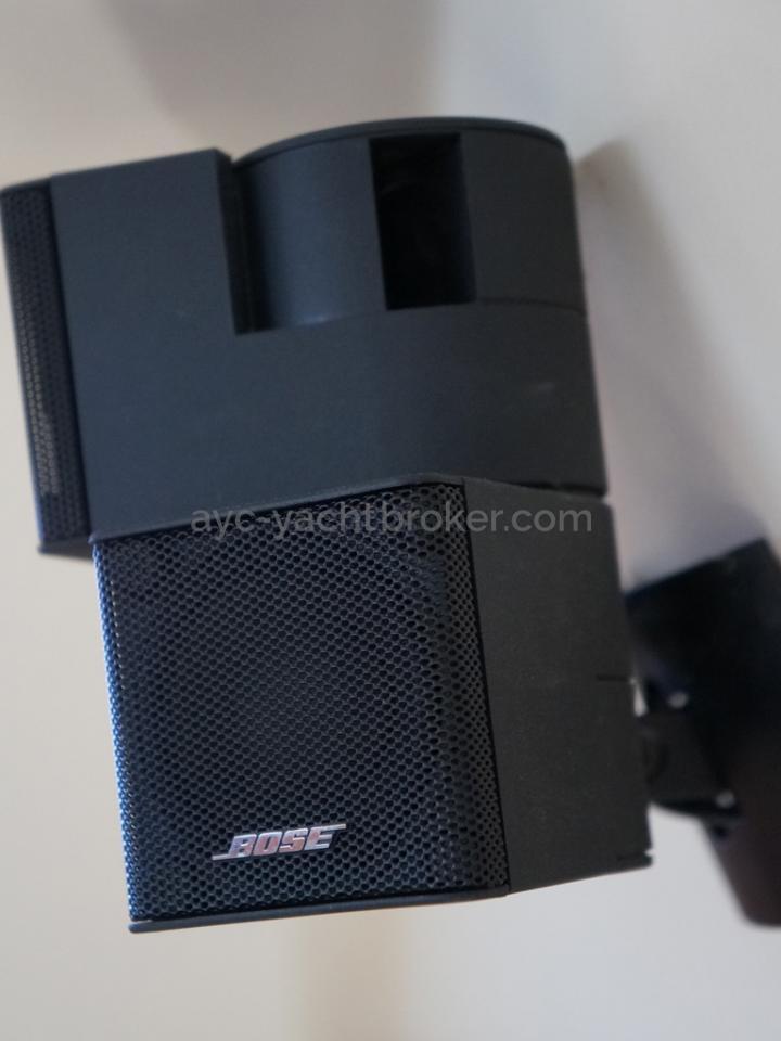 Dufour 485 Grand Large Custom - Bose 5.1 sound system