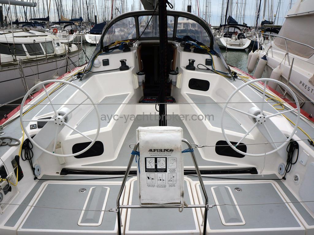 RM 1070 - Cockpit