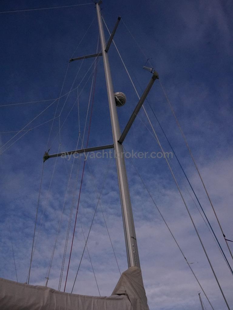 Bavaria 45 Cruiser - Mast