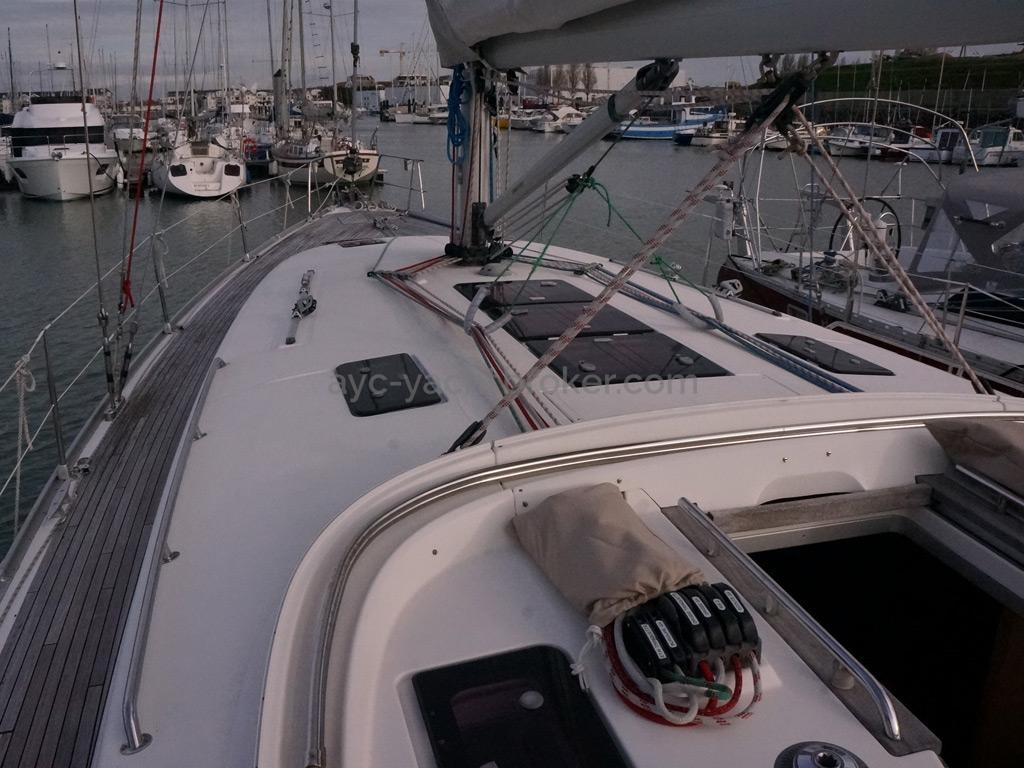 Bavaria 45 Cruiser - Roof