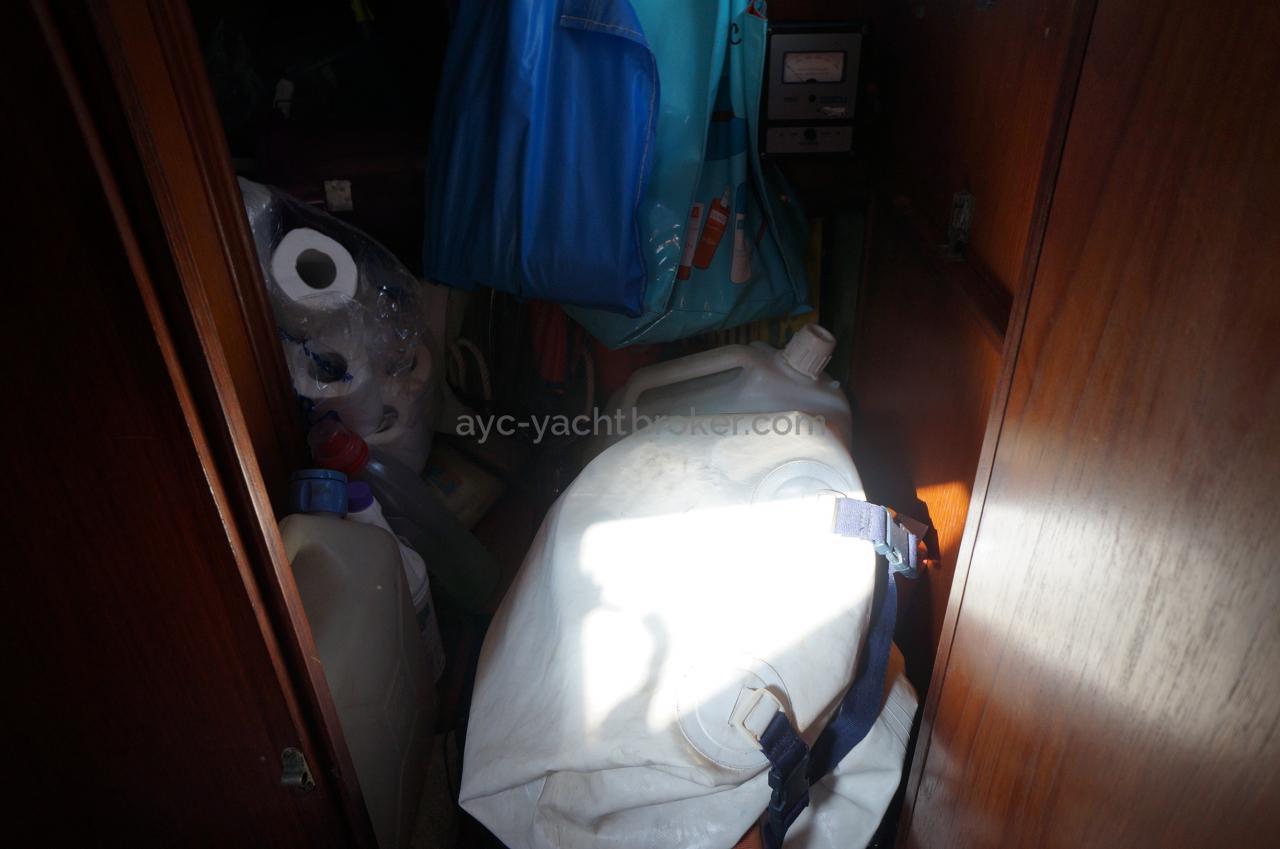 AYC - Maracuja - Storage