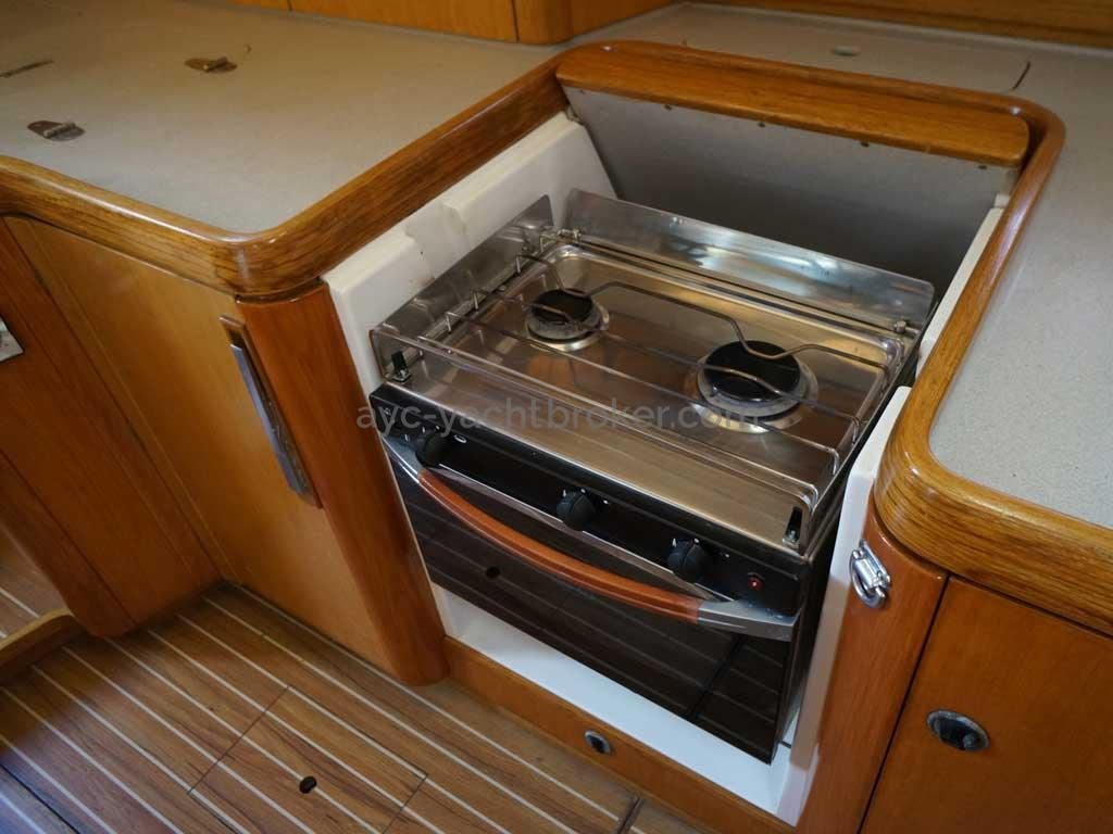 Feeling 546 Prestige - Oven