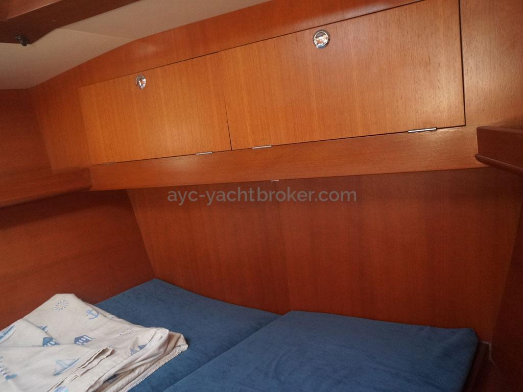 AYC - Alliage 38 - Owner cabin