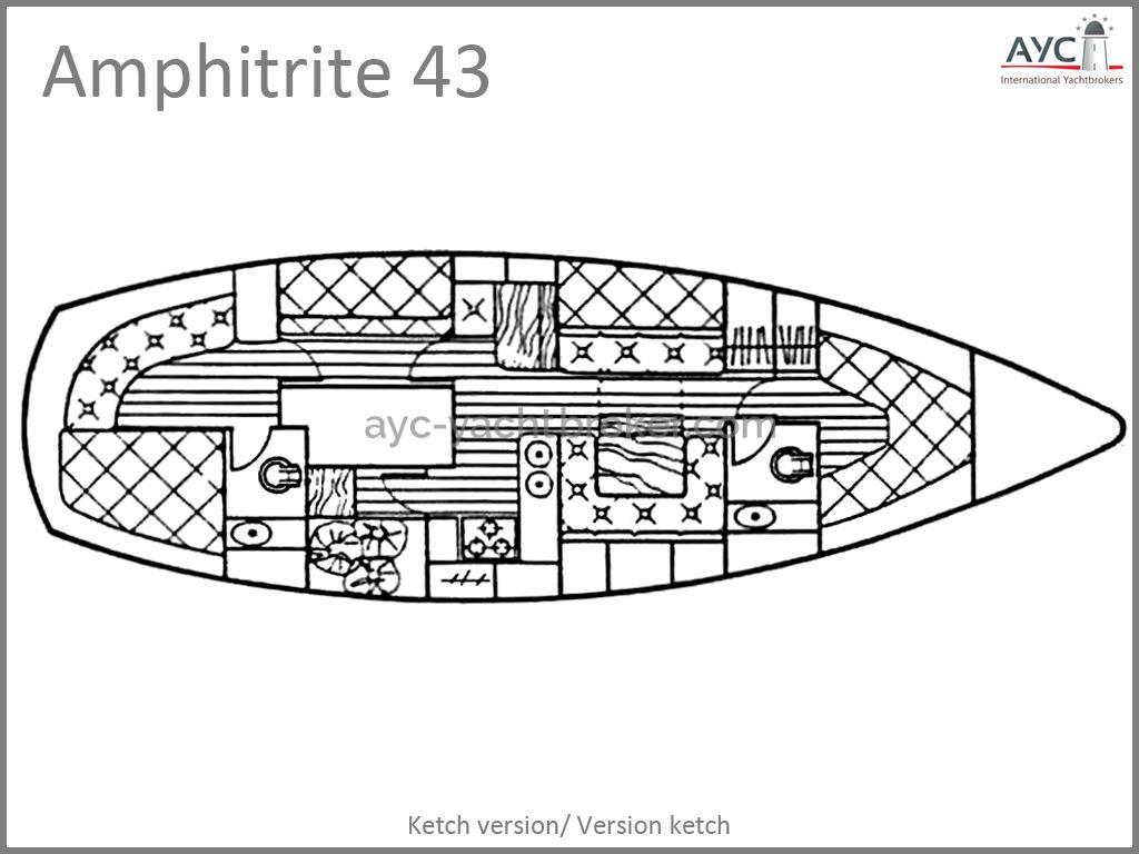Amphitrite 43 1979