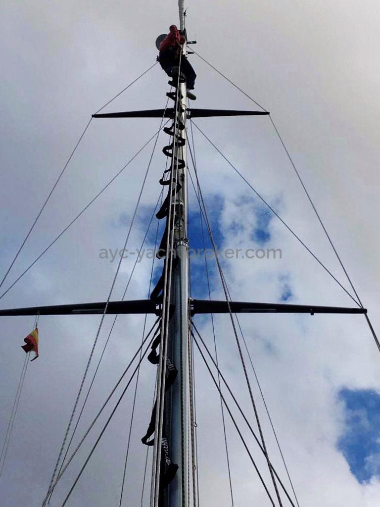 Garcia Nouanni 47 - Mast