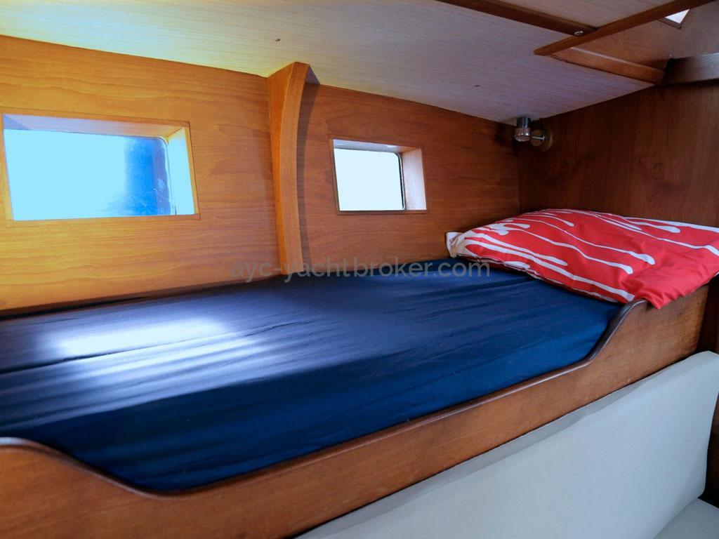 Garcia Nouanni 47 - Single aft starboard bed