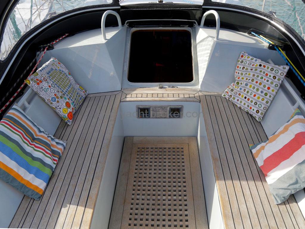 Garcia Nouanni 47 - Teak Cockpit