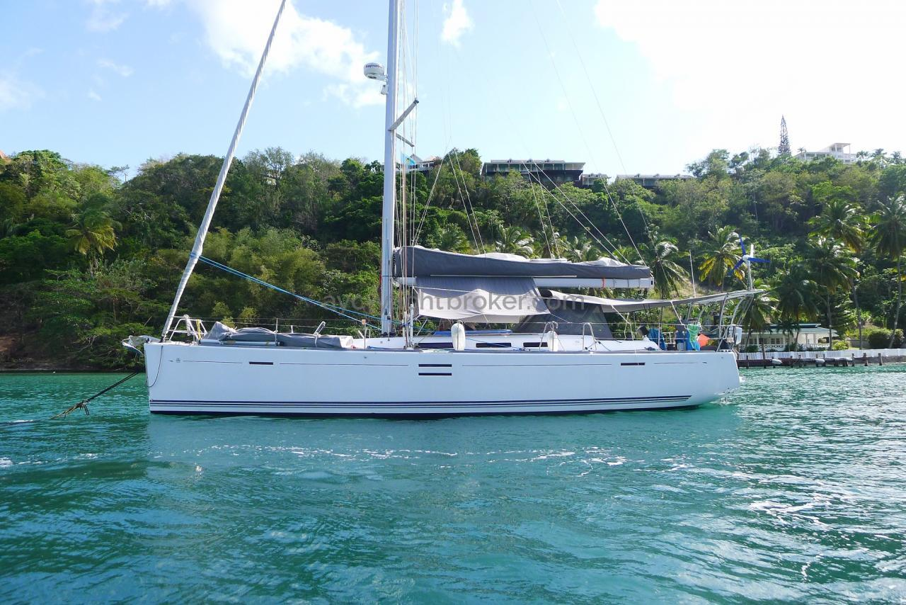 AYC - DUFOUR 45 E PERF
