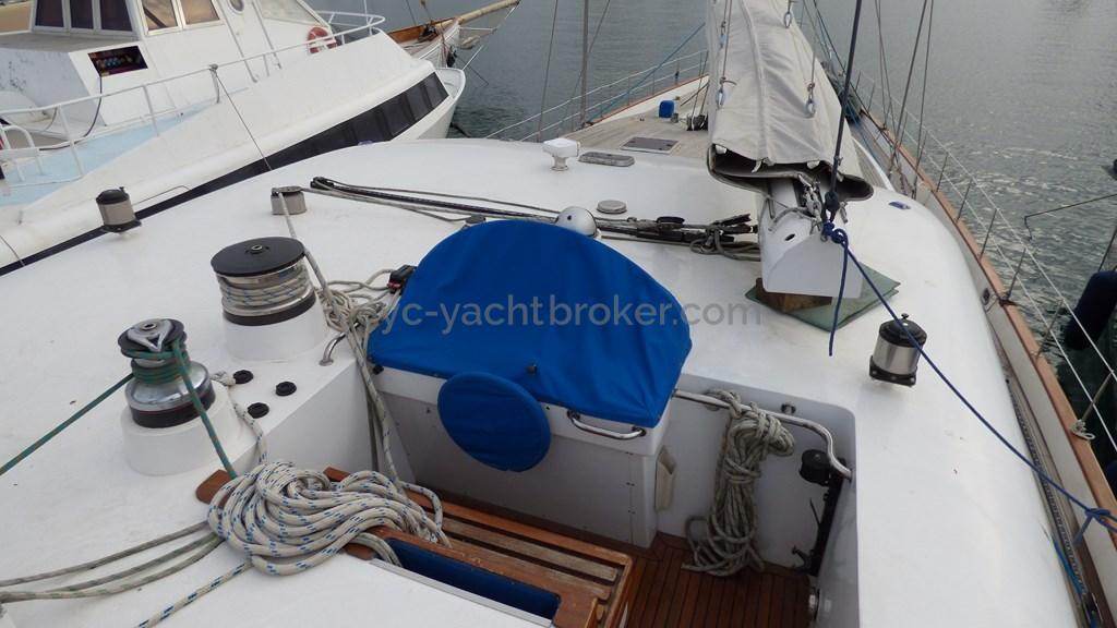 AYC - Liman Ketch - Exterior
