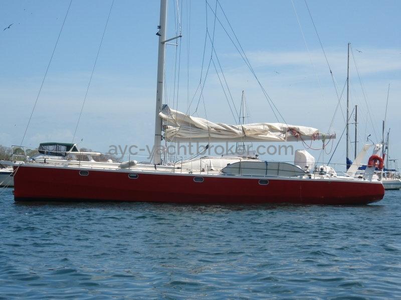 AYC Yachtbroker - Nemophys 50