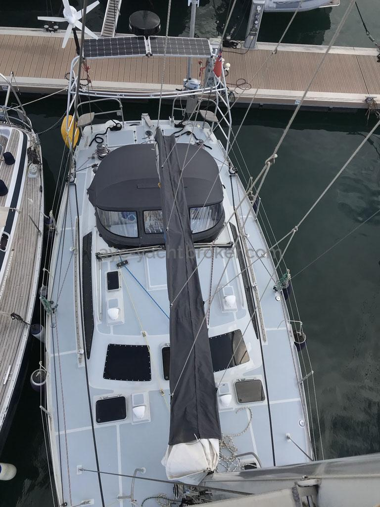 Garcia Nouanni 47 - From the mast top