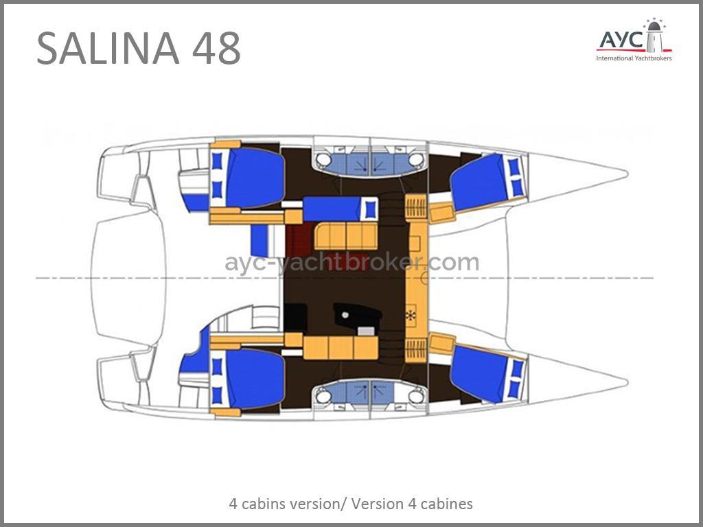 SALINA 48 - AYC - 2013