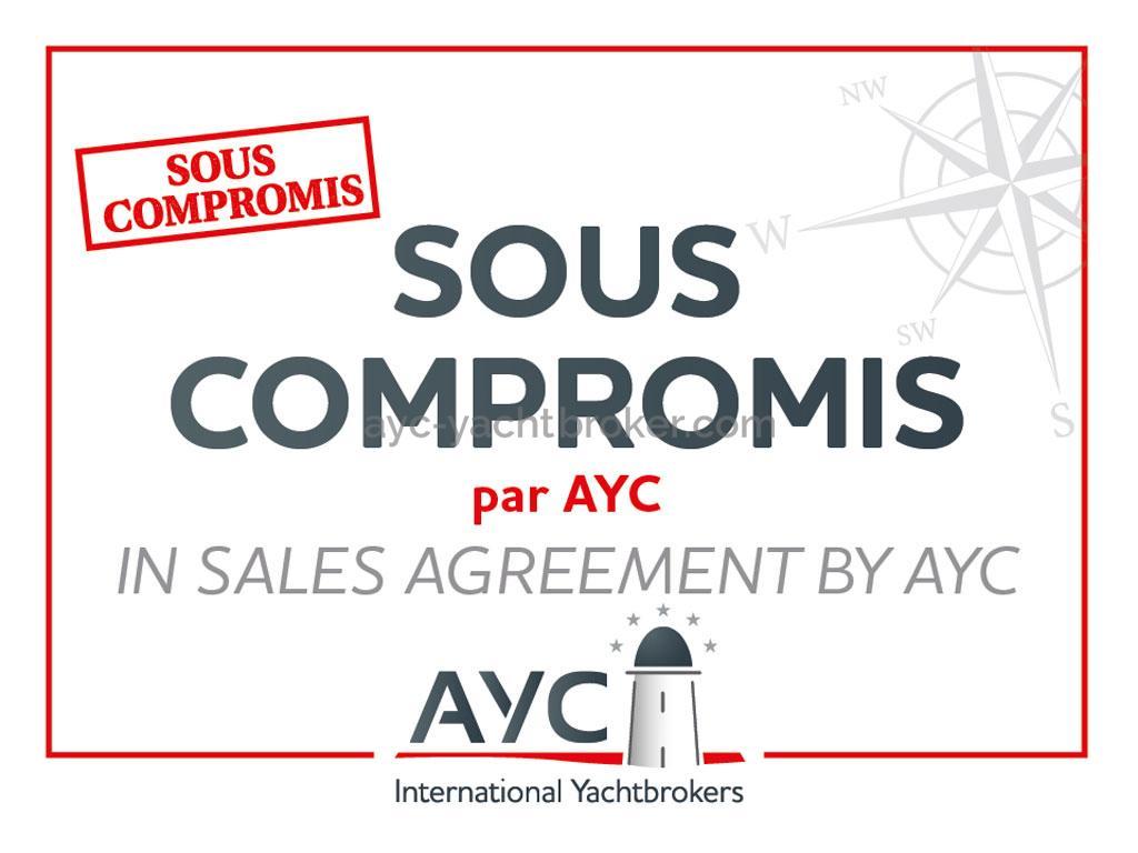 AYC International Yachtbroker - Azzuro 42