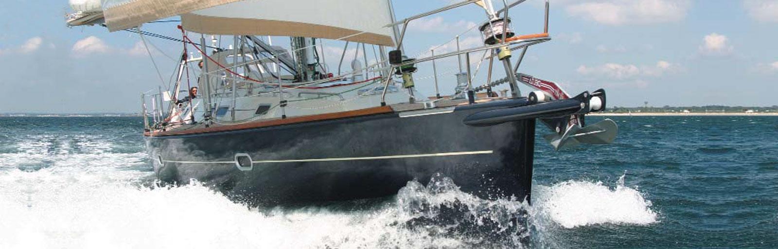 AYC Yachtbroker - Alliage 44