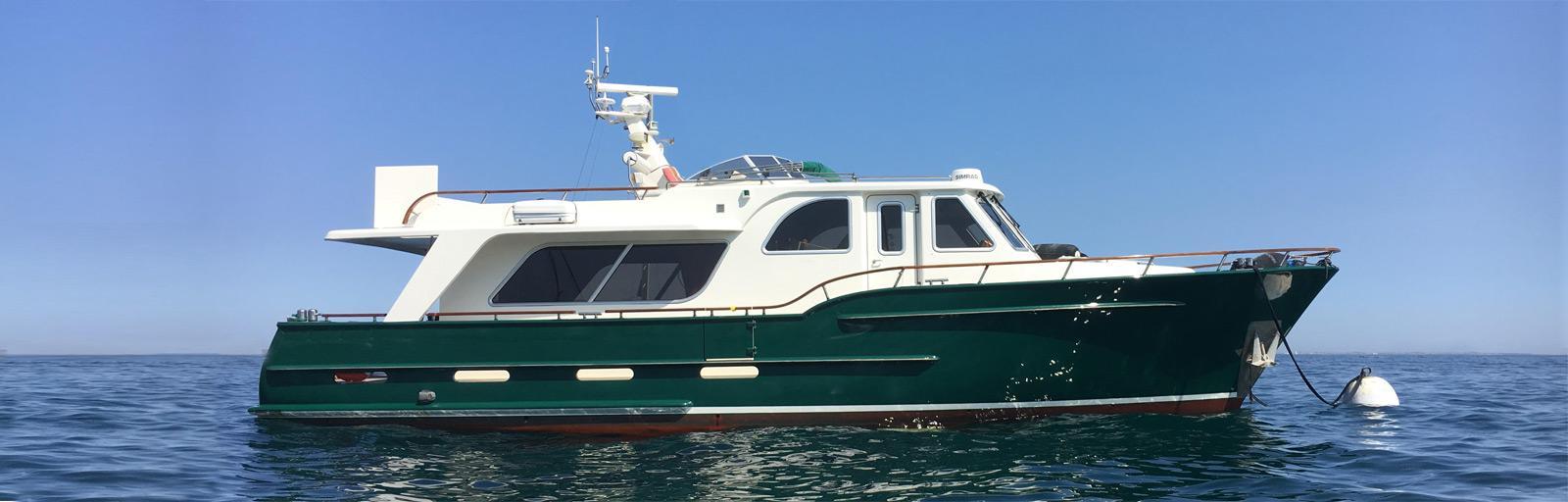 Searocco 1500 Trawler