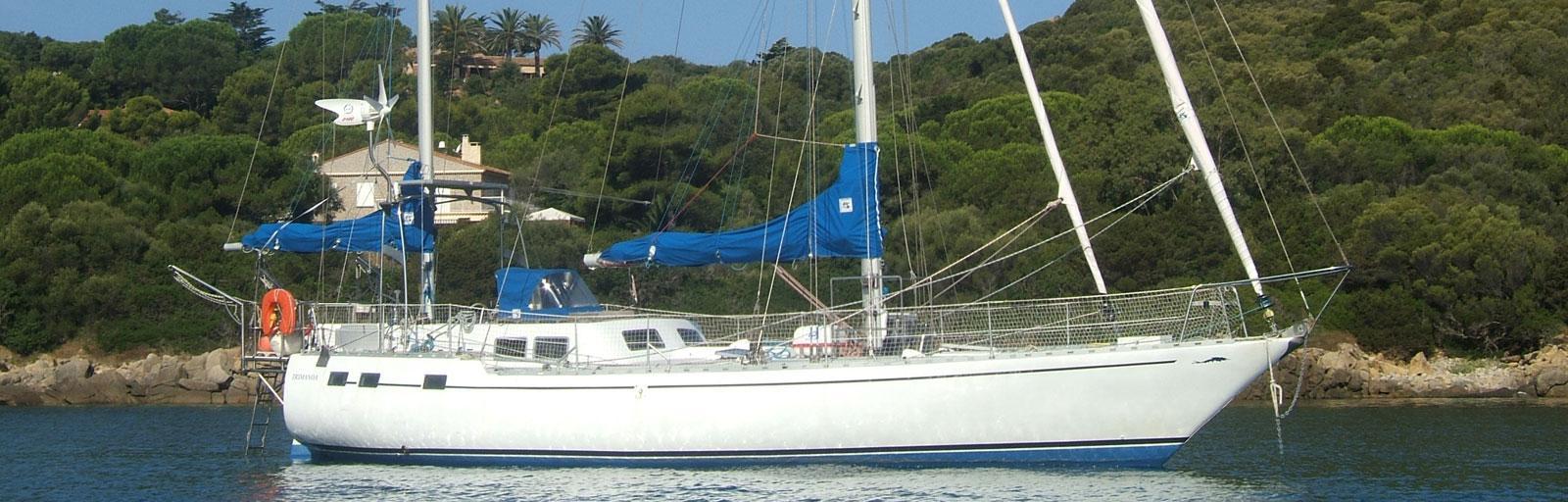 AYC Yachtbrokers - Damien 40