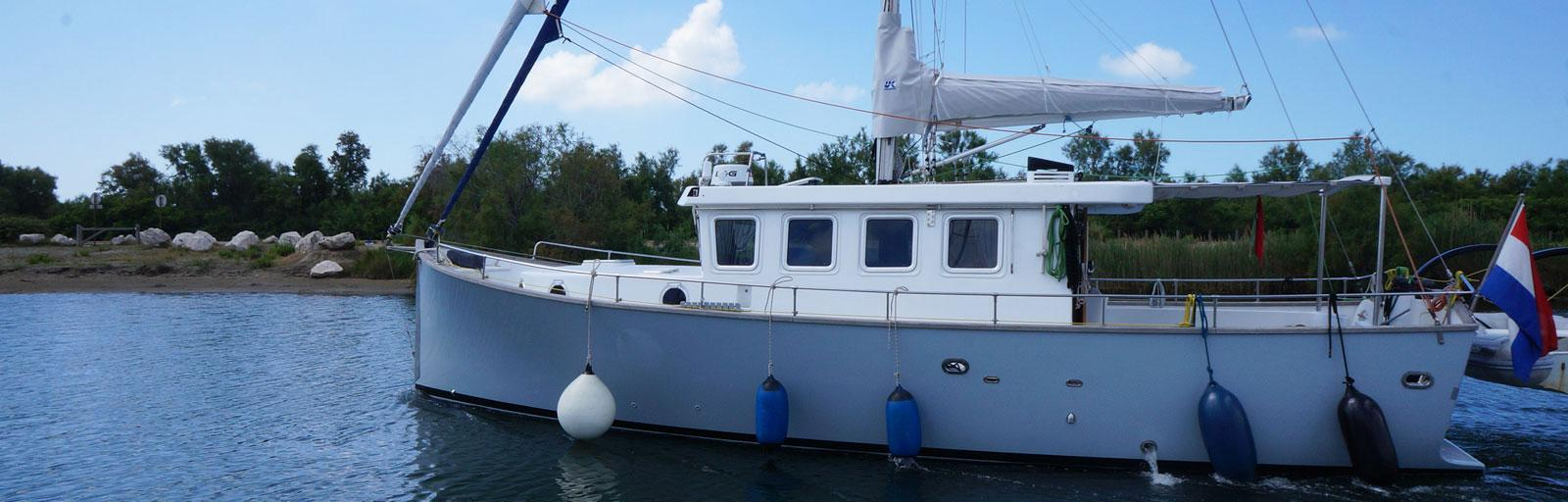 AYC Yachtbrokers - Trawler Fifty 38 JP Brouns