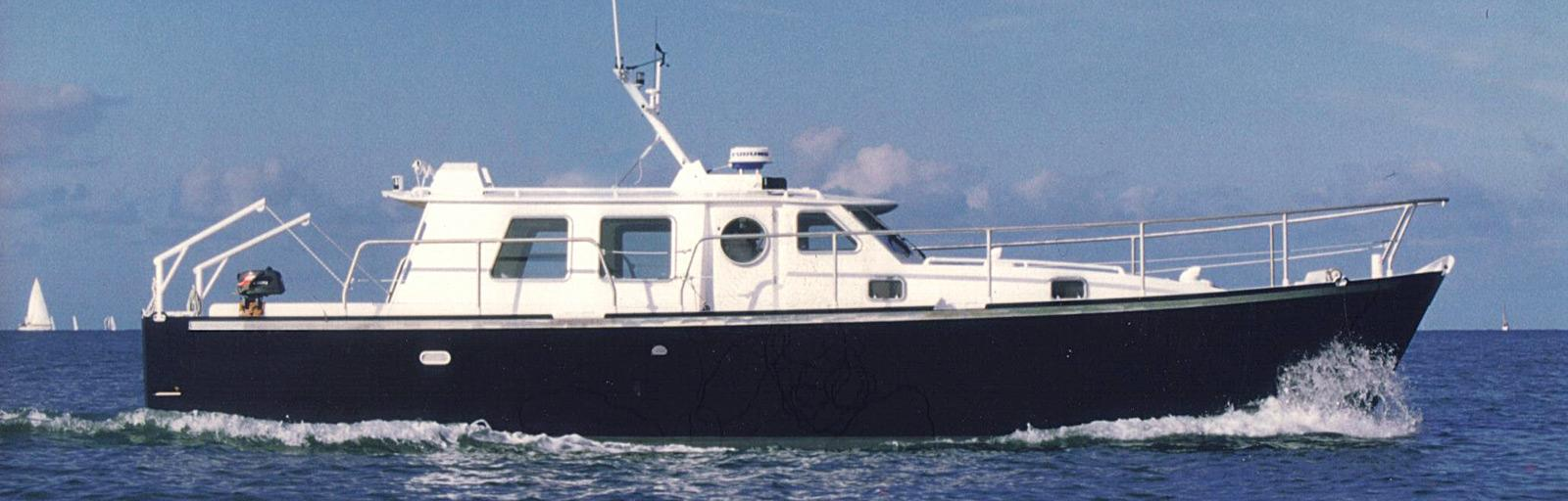 Trawler Meta King Atlantique - AYC Yachtbrokers