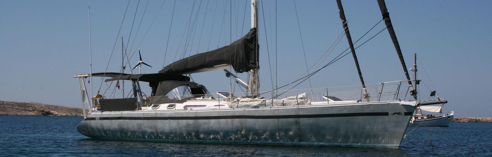 AYC Yachtbrokers - Levrier des mers 16m