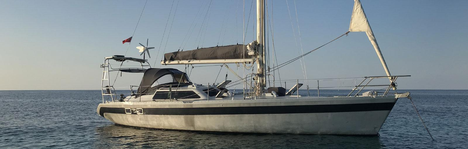 AYC Yachtbroker - Garcia Nouanni 47