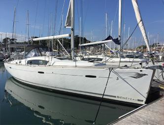 Oceanis 43 - AYC Yachtbroker